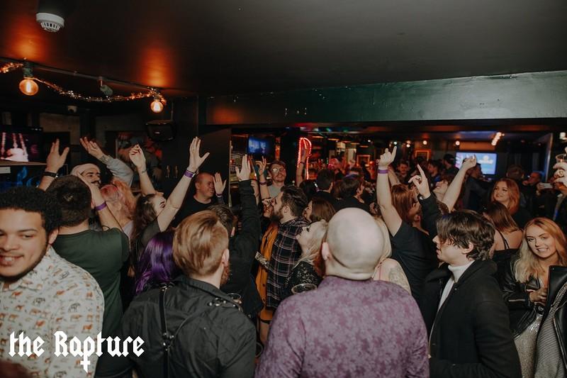 ✞ The Rapture - Bristol - NEW VENUE LAUNCH - 21.02 at Asylum Nightclub