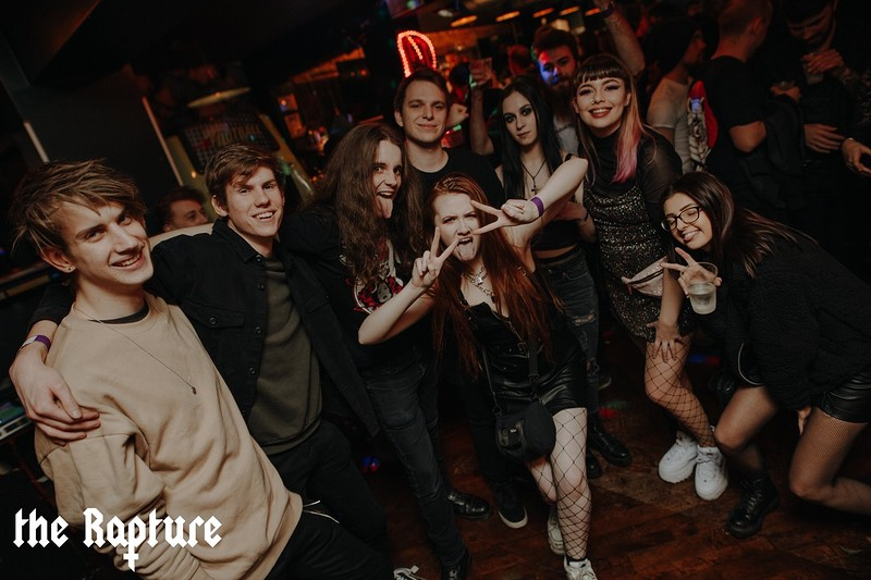 The Rapture - Bristol - NEW VENUE LAUNCH - 22.05 in Bristol 2020