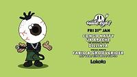 Wide Eyes: Congo Natty, Fabio & Grooverider, UK Ap in Bristol