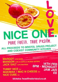 Nice One Love. in Bristol