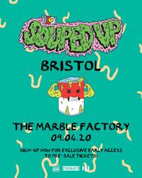 The Blast present // Souped Up Bristol in Bristol