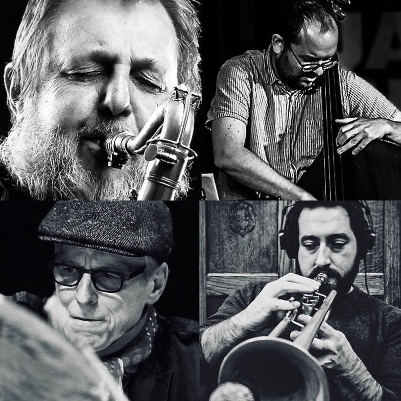 PAUL DUNMALL & JEFF WILLIAMS QUARTET at Fringe Jazz