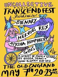 Uncollective Presents: Transcend Fest Fundraiser in Bristol
