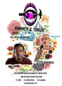 Hammer & Tongue ft. Saili Katebe /Aiysha Humphreys in Bristol