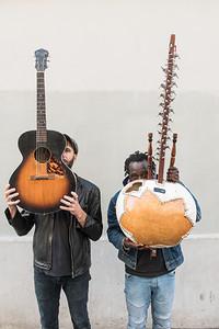 TOUKI: Cory Seznec & Amadou Diagne in Bristol