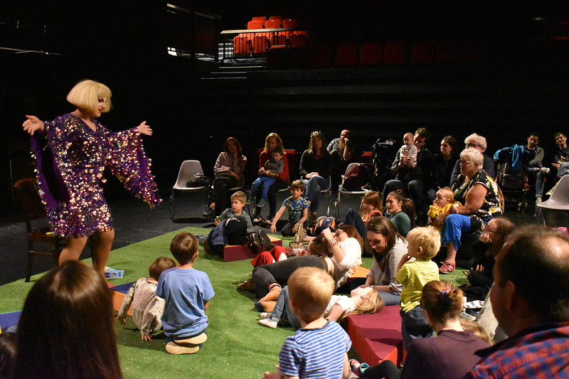 WE ARE FAMILY   DRAG QUEEN STORY TIME at Arnolfini