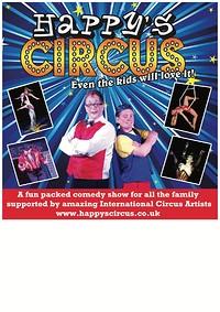 Circus at LSC in Bristol
