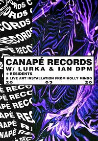 Canapé w/Lurka & Ian DPM in Bristol