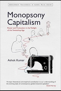 Monopsony Capitalism Book Launch w/ Ashok Kumar in Bristol