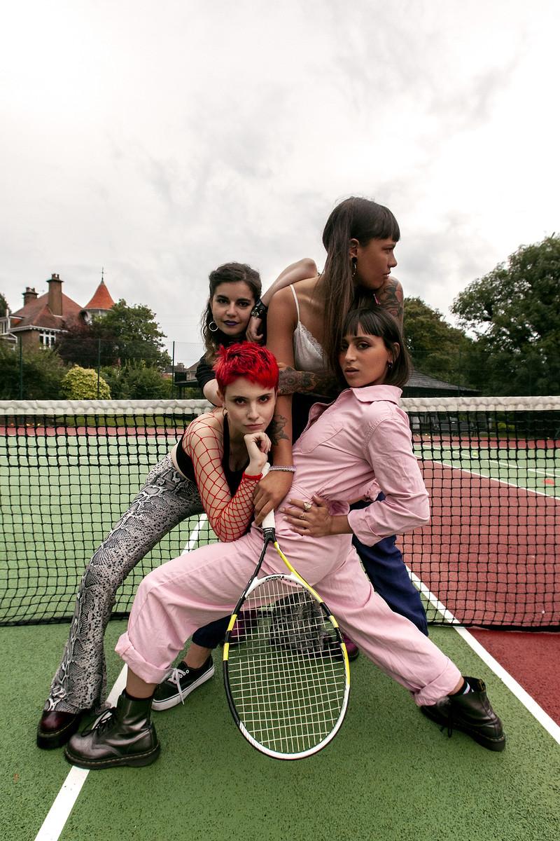 Punka Presents: Frankie Delta / GENN / T-Bitch in Bristol 2020