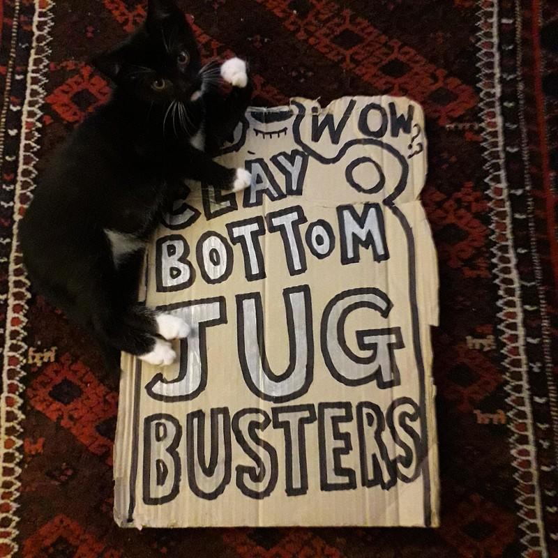 Jug Jam Jamboree at The Plough Inn
