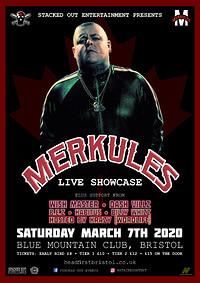 Merkules - Live Showcase (plus support) in Bristol