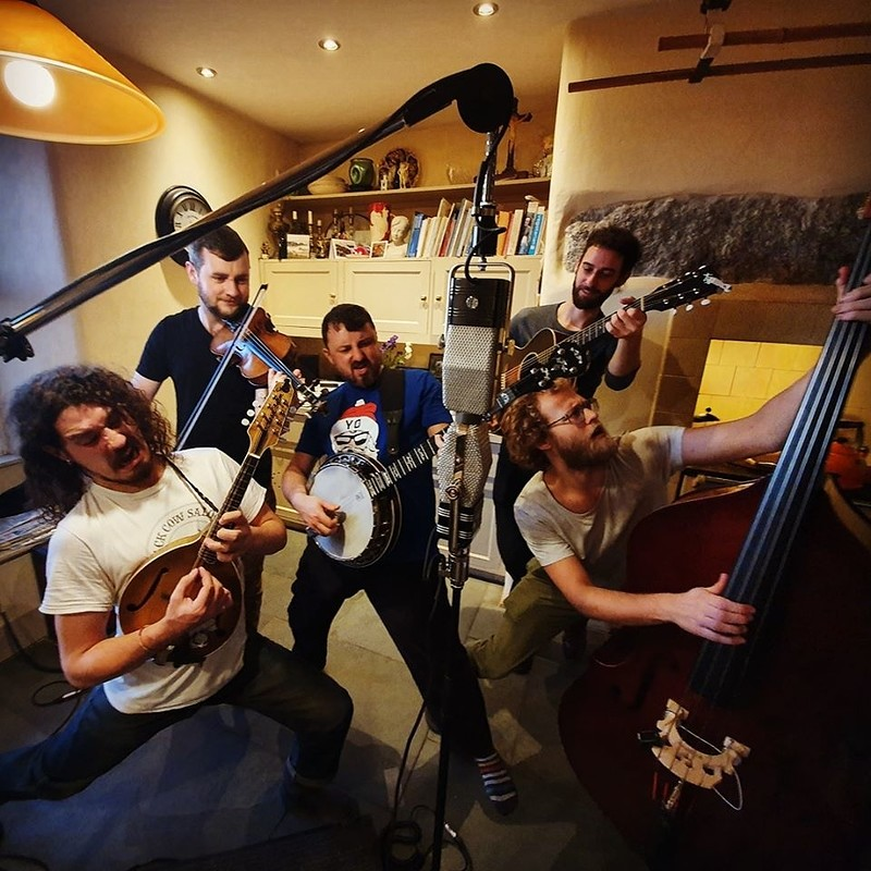 Bristol Bluegrass Session at The Star, Fishponds