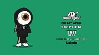 Wide Eyes: Skeptical / Enei / GLXY & More in Bristol