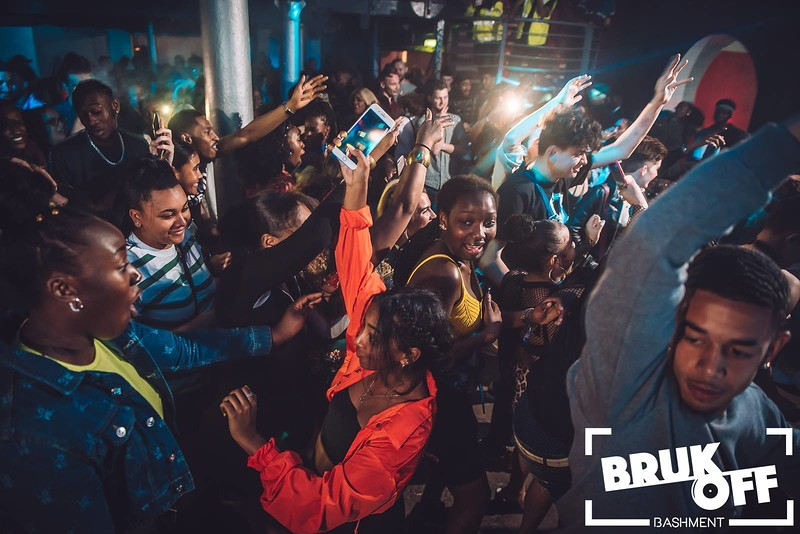 Bruk Off - Bashment Party in Bristol 2020