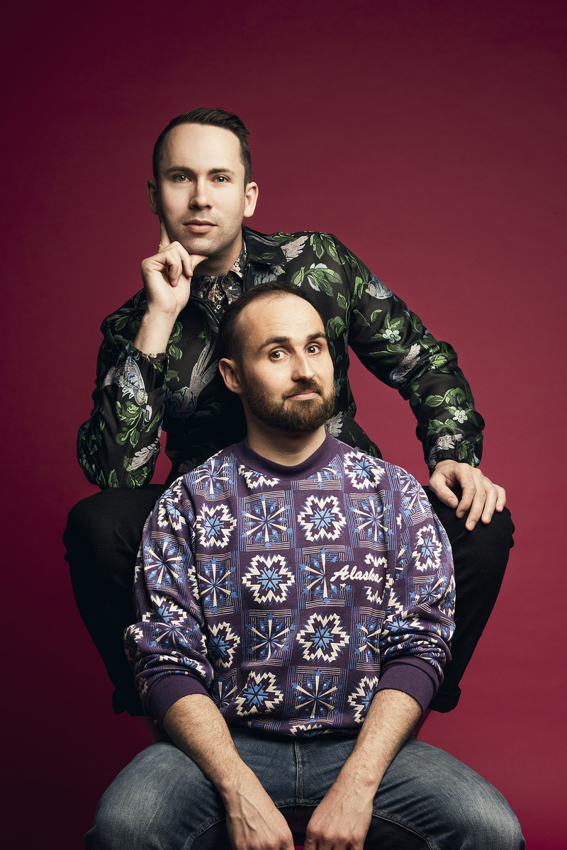 Max & Ivan: Commitment at The Wardrobe Theatre