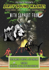 Polygaze Present Dirty Sound Magnet TOUR + Support in Bristol