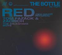 The Bottle by night - RED, T Fazack & Zacrich, TMB in Bristol