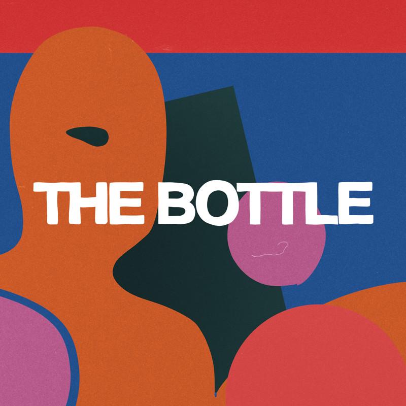 The Bottle by night - RED, T Fazack & Zacrich, TMB in Bristol 2020