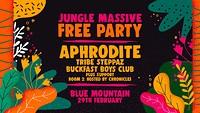 Jungle Massive Free Party: Aphrodite in Bristol