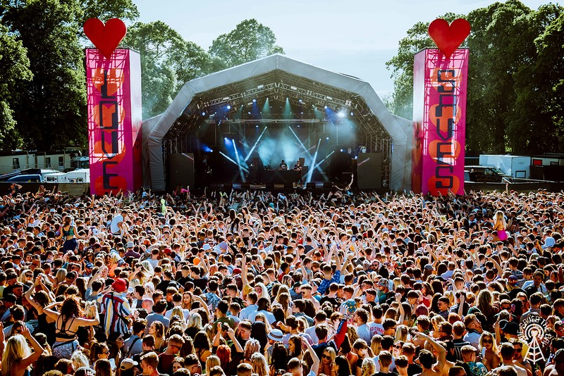 Love Saves the Day Saturday at Eastville Park