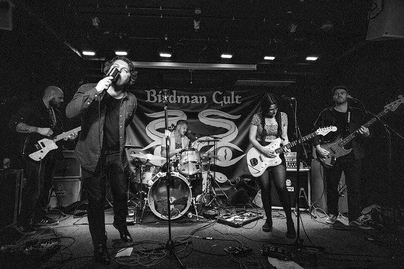 Birdman Cult/DAMEFRISØR/Sapphire Blues/Fawner at Zed Alley