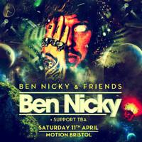 Ben Nicky & Friends in Bristol