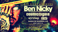 Ben Nicky & Friends in Bristol