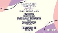 Dazed Invites 001: Dave Harvey, Lakota & Giulia in Bristol