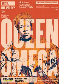 Rototom Sunsplash Launch Party: Queen Omega  in Bristol