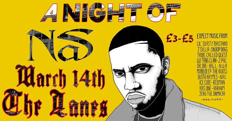 A Night Of: Nas at The Lanes