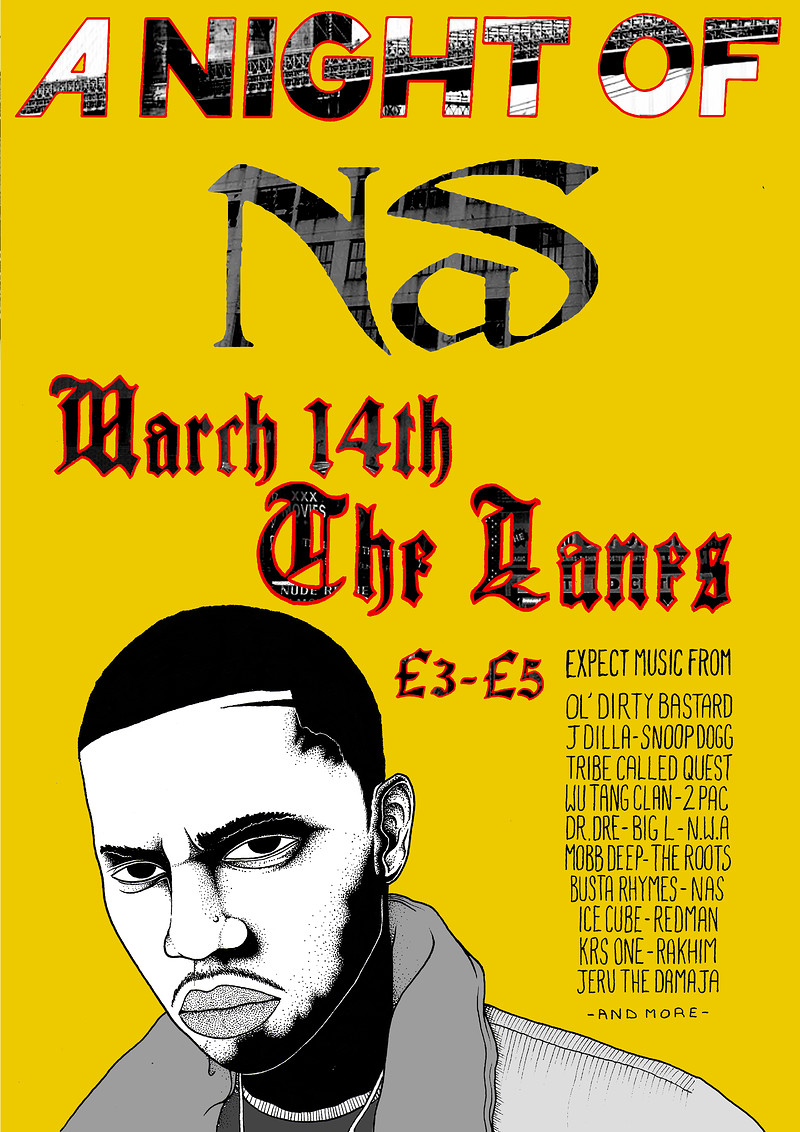 A Night Of: Nas in Bristol 2020