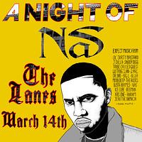 A Night Of: Nas in Bristol