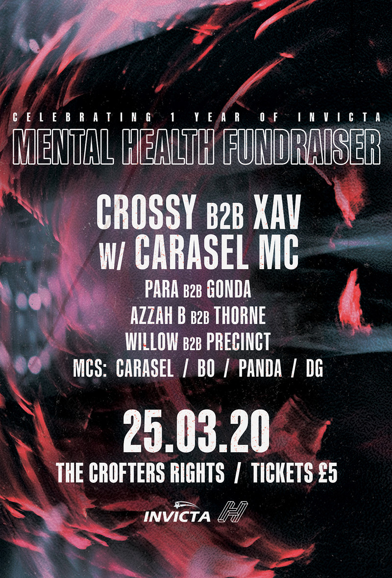 Invicta (Charity event) Crossy B2B XAV w/ Carasel  at Crofters Rights