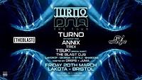 Turno DNA Tour // Bristol in Bristol