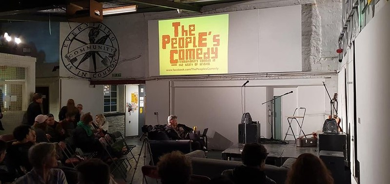 The People's Comedy in Bristol 2020