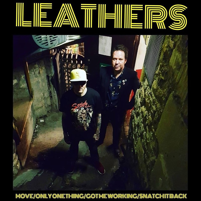 Los Savages / Leathers / November Bees at Crofters Rights