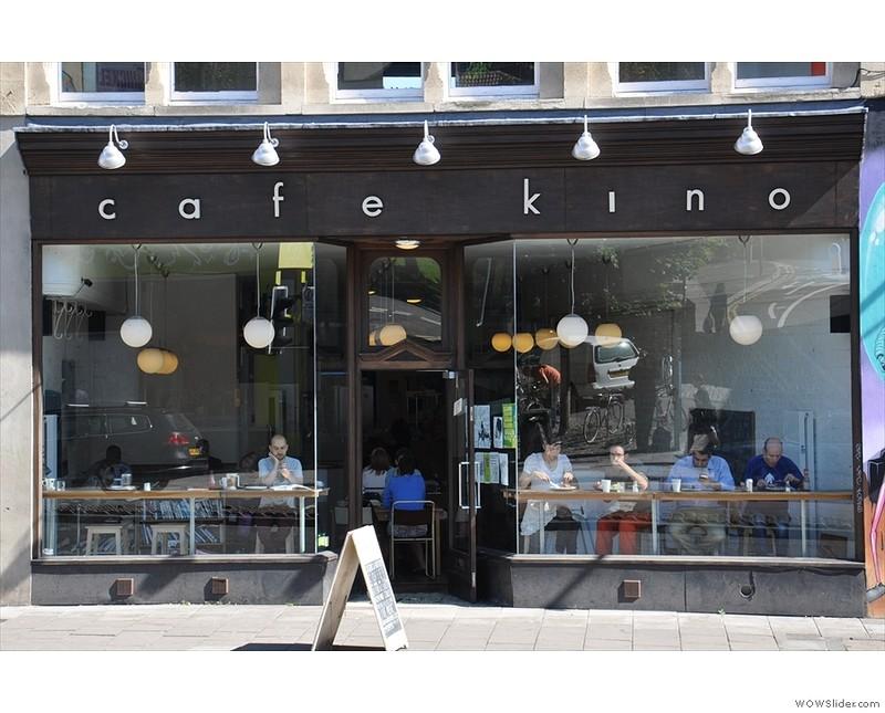 *Cancelled* Edinburgh Comedy Shows at Cafe Kino