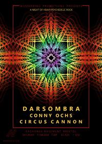 WP: darsombra · Conny Ochs · Circus Cannon in Bristol