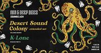 AKA & Deep Discs Soundclash pt.2: DSC vs K-Lone in Bristol