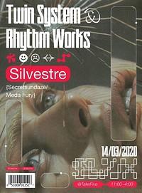 Twin System x Rhythm Works w' Silvestre  in Bristol