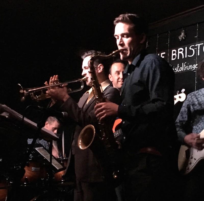 JONNY BRUCE QUARTET at Fringe Jazz