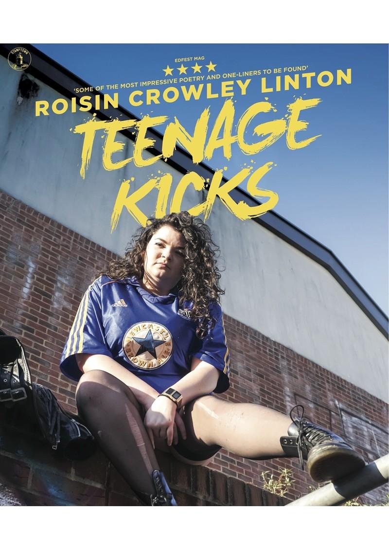 Roisin Crowley Linton - Teenage Kicks in Bristol 2020