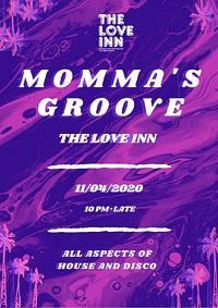 Momma's Groove in Bristol