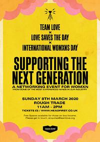 Team Love X LSTD // Supporting the Next Generation in Bristol