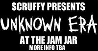 Scruffy Presents: Unknown Era in Bristol