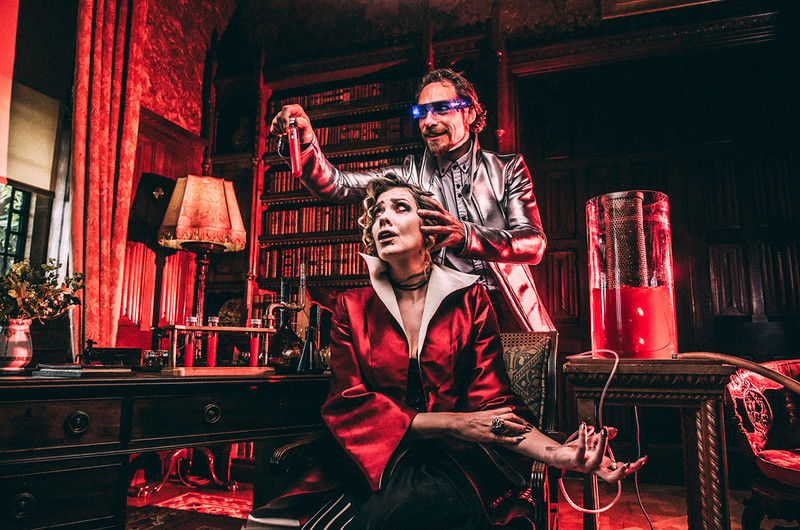 Doctor Dracula in Bristol 2020