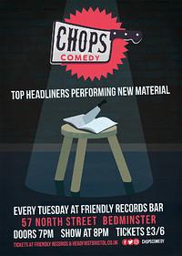 Chops Comedy in Bristol