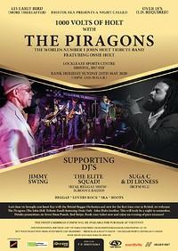 The Piragons - John Holt Tribute in Bristol