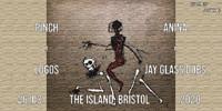 [POSTPONED] Pinch + Anina + Logos + Jay Glass Dubs in Bristol